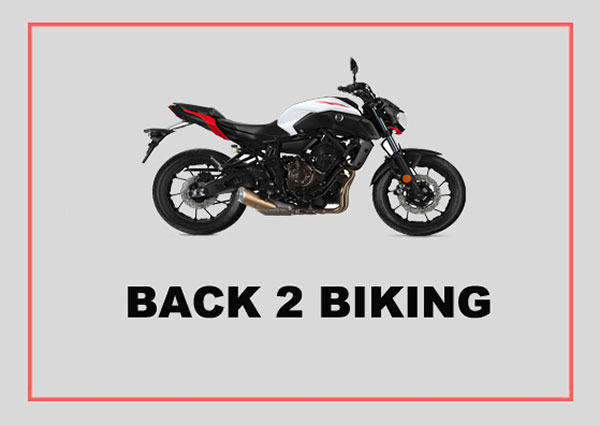 Back2Biking Feature
