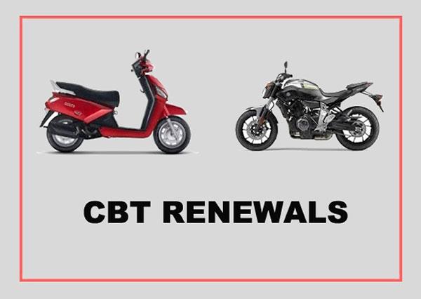 CBT Renewels Feature