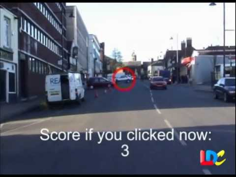 Hazard Perception Test Video