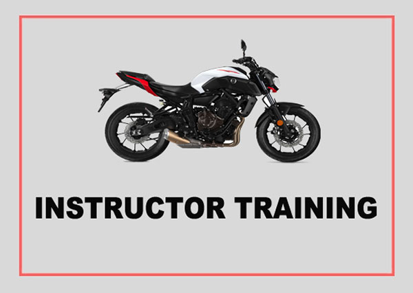 Instructor Training Feature