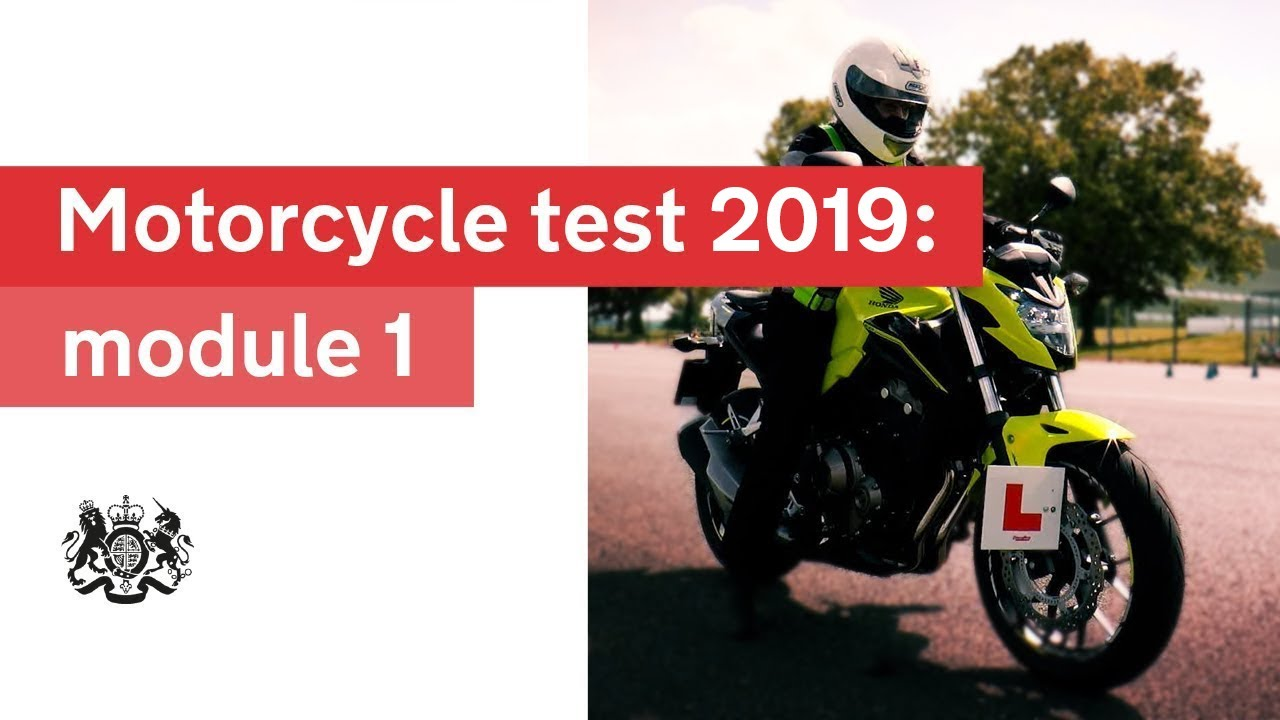 Motorcycle Module 1 2019 video thumb
