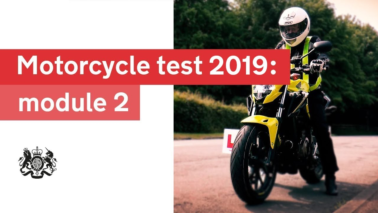 Motorcycle Module 2 2019 video thumb