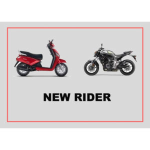 New Rider Course Product