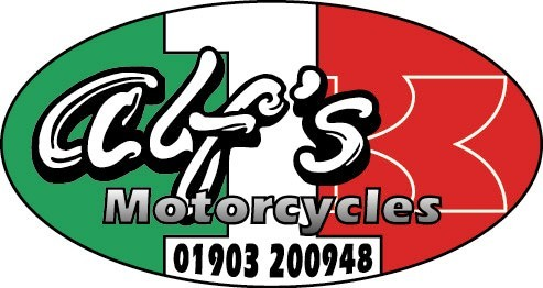 Alf's Motorcycles Logo