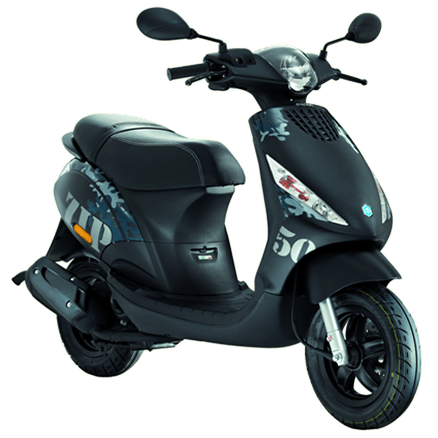 49cc Moped
